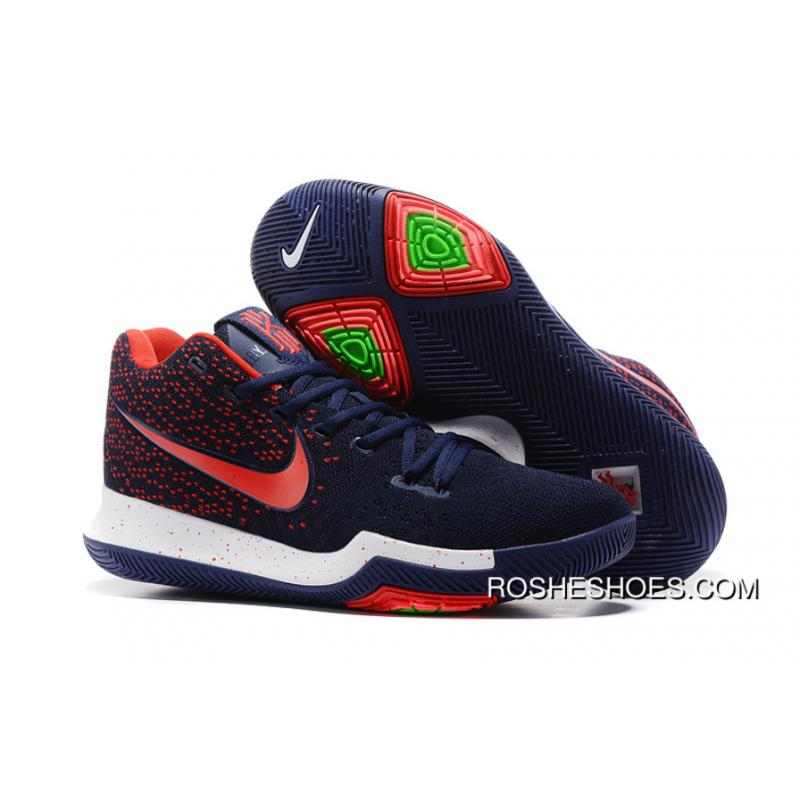 1186a845daf7 ... shoes hot sale for sweden nike kyrie 3 dark blue red discount 552fd  0fb4b ...