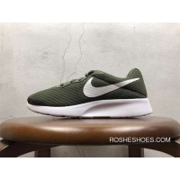42db2f267d9 ROSHERUN NIKE TANJUN Mesh Light Breathable Olympic Running Shoes 812654-311  For Sale