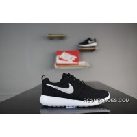 db01c42f9bb Nike Roshe Run One 511882-094 Black And White And Grey Silver Hooks Olympic  London